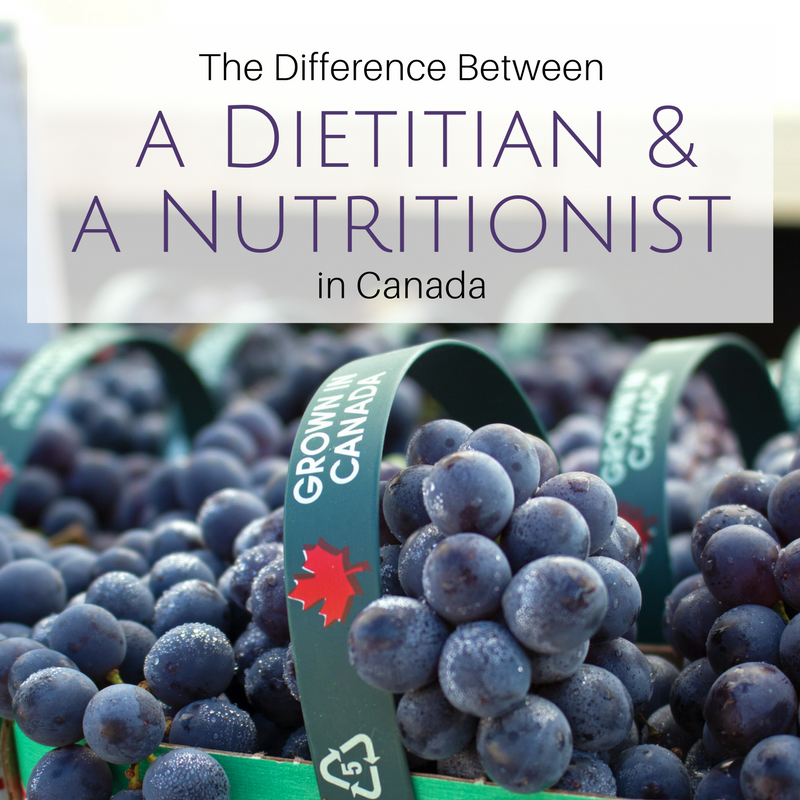 how to become a registered nutritionist in ontario